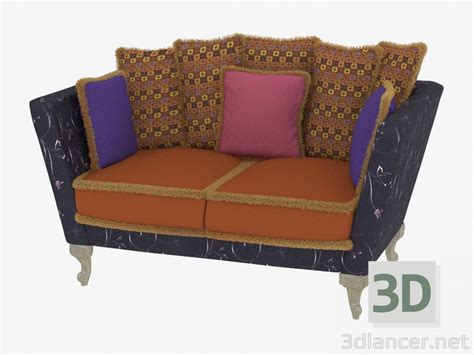 model sofa bed 3d model sofa bed double manufacturer paolo lucchetta