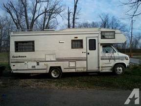 Chevrolet Rv 1986 Chevrolet Rv 1986 Motorhome In Youngstown Oh