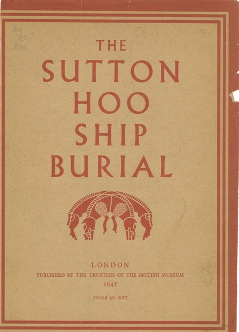 hoos in the kitchen books sutton hoo sword lankton metal design