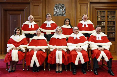 Canadian Court Search Canadian Supreme Court Judges Images