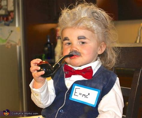 A Is For Alber And Adorable by Albert Einstein Baby Costume Baby Costumes