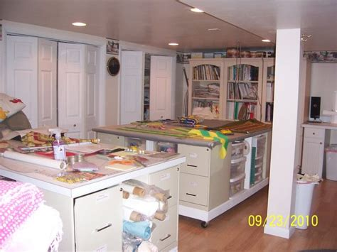 Quilting Room Designs by New Quilt Room Need Ideas