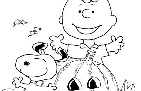 coloring pages charlie brown halloween charlie brown halloween coloring pages just colorings