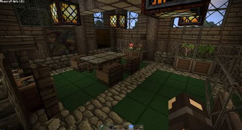 minecraft home interior minecraft medieval house interior design decorating 78266