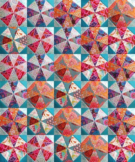 Kaffe Fassett Patchwork - kaffe fassett quilt top quilts