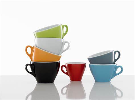 inker coffee cups and saucers sherbet orange veneziano inker coffee cups