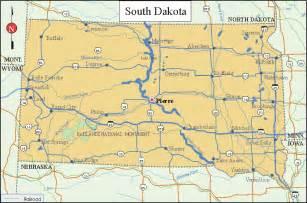 South Dakota State Map by Similiar South Dakota State Map Printable Keywords