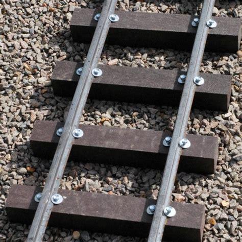 buy 50mm x 50mm x 3m recycled plastic model railway