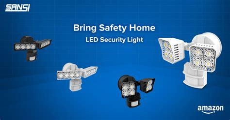 file bring safety home again take safety back sansi led security motion sensor outdoor lights bring