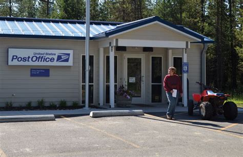 Olney Post Office by Postal Service Looks To Distribution Facilities
