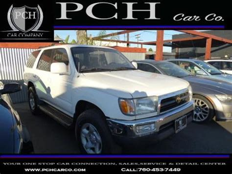 South Bay Toyota Pch - 1997 toyota 4runner for sale in california carsforsale com