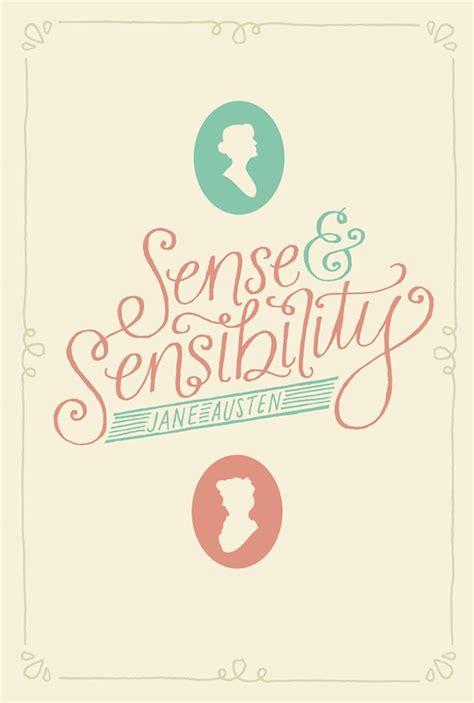 sense and sensibility books sense sensibility book cover on behance
