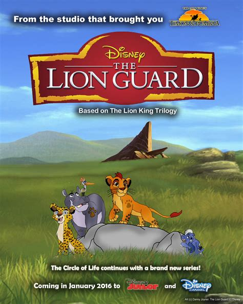 Download Film The Lion Guard Sub Indo | the lion guard poster 000000003 by rdj1995 on deviantart