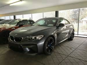 Bmw Mineral Grey Bmw M2 In Mineral Grey Spotted Again