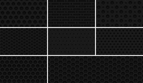 psd pattern metal 8 seamless dark metal grid patterns psd file free download