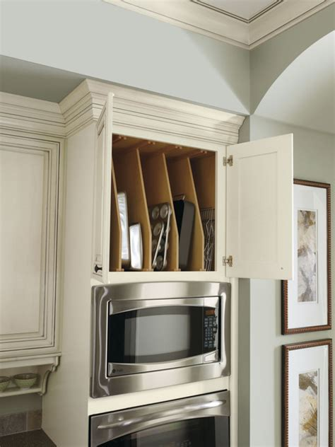 wood tray dividers traditional kitchen drawer