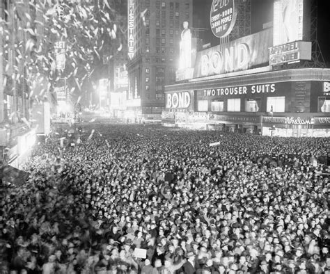 history of new year midnight in times square the history of new year s in