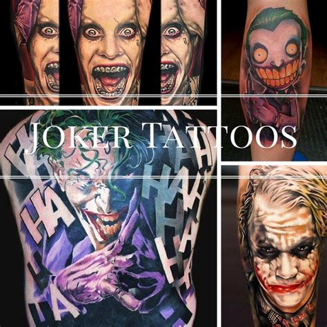 joker gotham tattoo video 17 best images about joker tattoo on pinterest the o