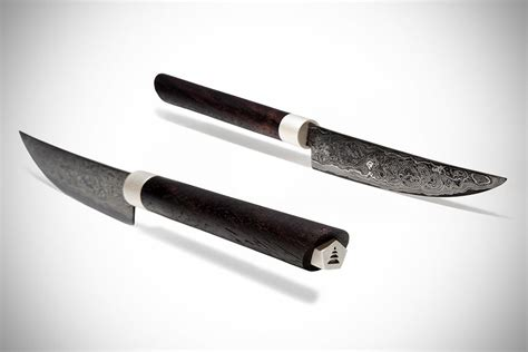Disposal Of Kitchen Knives by Shastra Series Steak Knives Set By Blades Of The Gods