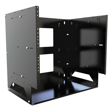 adjustable depth wall rack  shelf apbs series