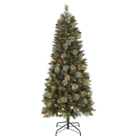 vickerman 395325 5 x 28 quot reno mixed pine tree with 150