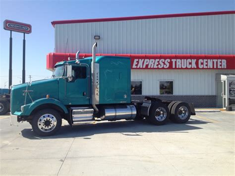 used t800 kenworth trucks for sale used 2007 kenworth t800 for sale truck center companies
