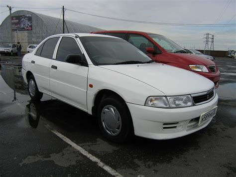1999 Mitsubishi Mirage Pictures 1300cc Automatic For Sale