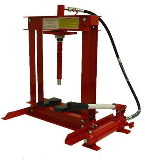 bench floor press 4 ton hydraulic shop press floor bench top range 0 13 quot ebay
