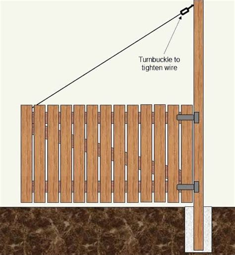 how to make a swinging gate best 25 wooden gate designs ideas on pinterest
