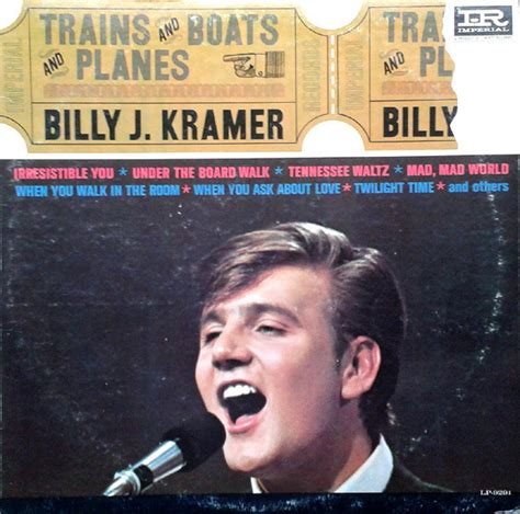 soul train rock the boat the billy j kramer with dakotas trains and boats and
