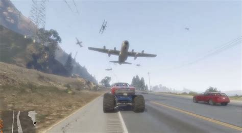 mod gta 5 reddit watch new gta 5 mod makes all airplanes chase you vg247