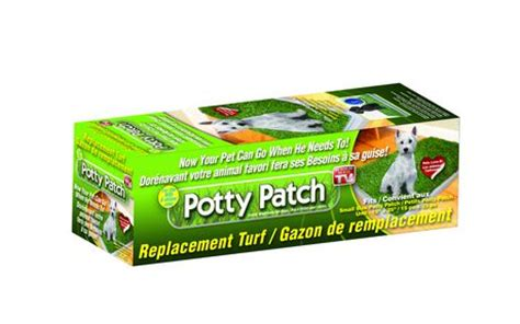 potty patch replacement turf for potty patch walmart ca