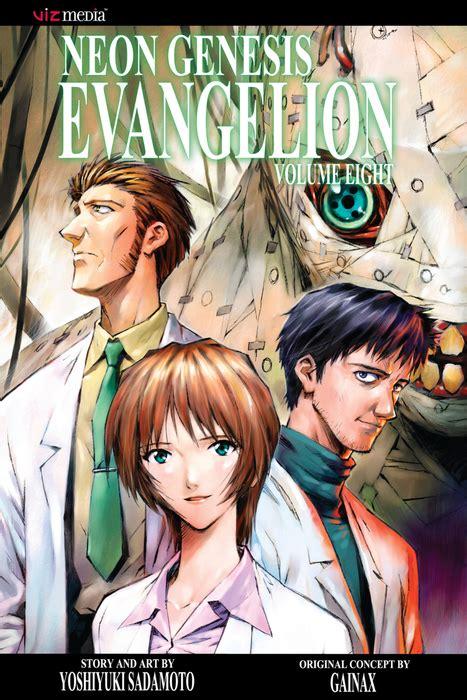 Neon Genesis Evangelion Vol 5 neon genesis evangelion vol 8 bookwalker