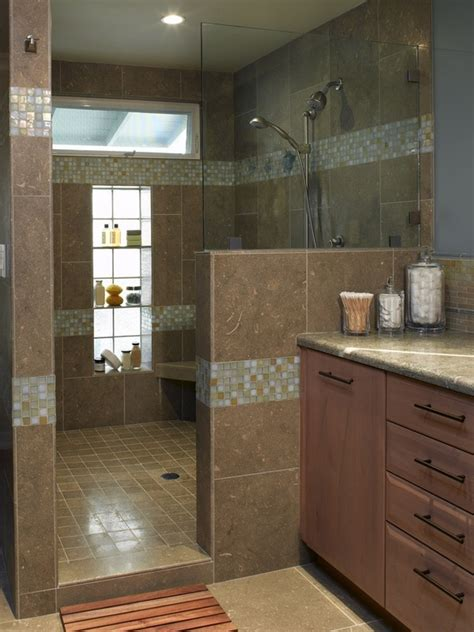 Big In The Shower the big open shower home ideas