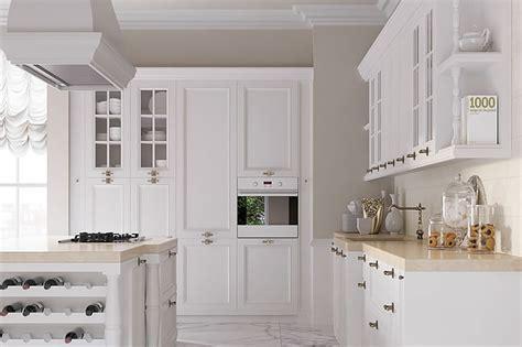 cucine chic cucine eleganti barocche cucine bianche country chic