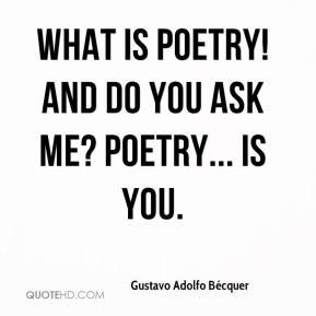 what is an ask gustavo adolfo b 233 cquer quotes quotehd