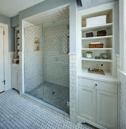 Bathroom Tile Shower Ideas by 30 Great Pictures And Ideas Basketweave Bathroom Floor Tile