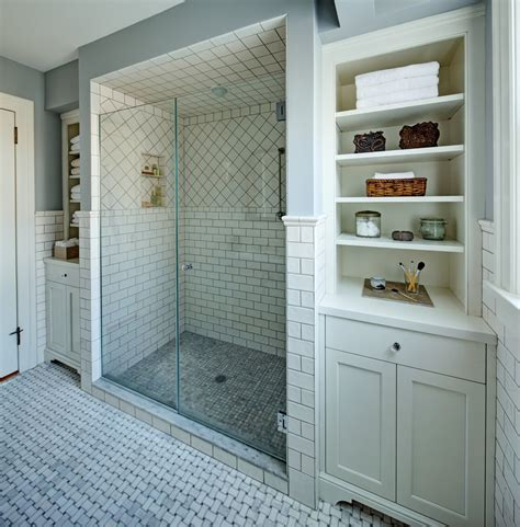traditional bathroom decorating ideas 30 great pictures and ideas basketweave bathroom floor tile