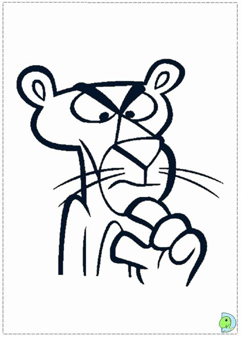 pink panther coloring pages pink panther coloring pages coloring home