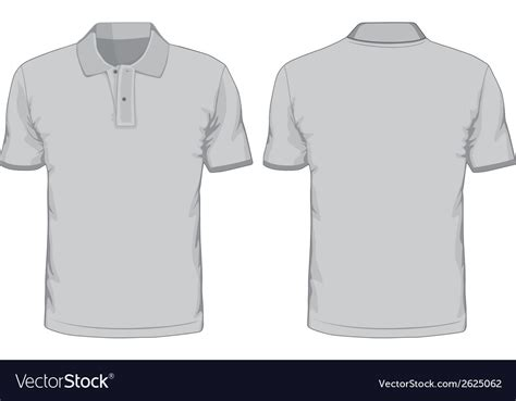 Polo Shirt Template Front And Back Images Free Templates Ideas Polo Shirt Template