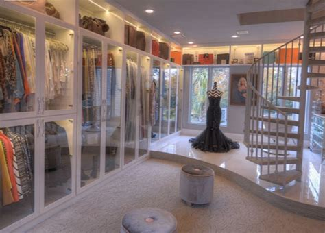 Million Dollar Closets by Million Dollar Listings Stylish Mansion Homes