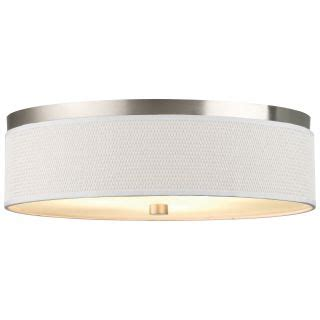 Forecast Lighting Fixtures Forecast Lighting F615536un Satin Nickel 2 Light 20 5 Quot Wide Flush Mount Ceiling Fixture From The