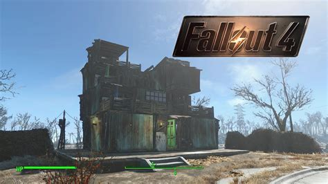 building a home ideas fallout 4 building ideas my three story home youtube