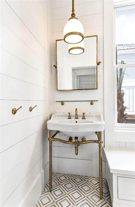 brass bathroom hardware