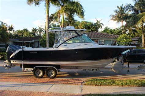 pursuit 2670 denali boats for sale 2007 pursuit 2670 denali ls the hull truth boating and