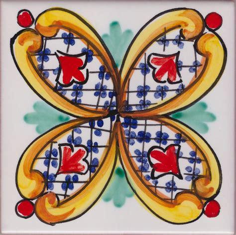 piastrelle di vietri piastrella le amalfitane 16 ceramiche di vietri shop on line
