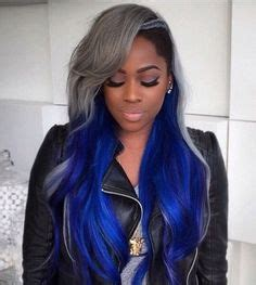coke blowout hairstyle color bomb on pinterest purple hair blue hair and kinky
