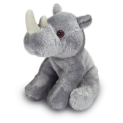 small rhino soft toy small cuddly toys soft toy animals