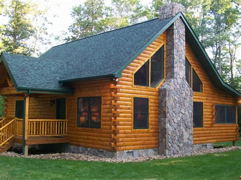 log cabin set in the beautiful woods of vrbo