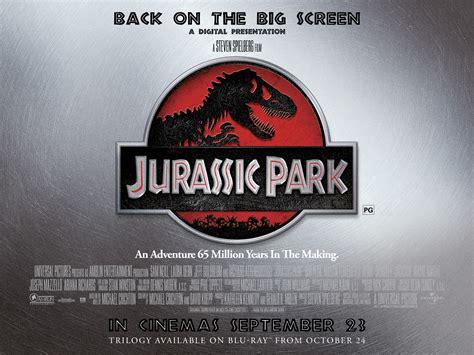 film jurassic park jurassic park 2011 digital re release film reviews